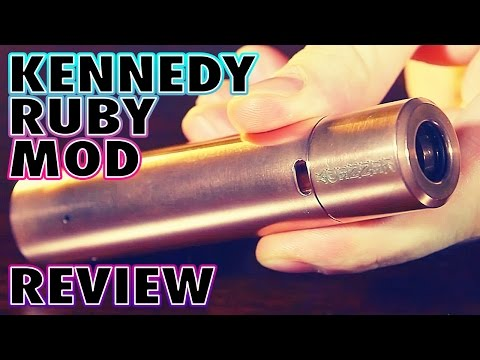 Kennedy Ruby Mod Review