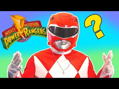 Thumbnail: POWER RANGERS IN REAL LIFE 2017 (SUPERHERO FIGHTS)