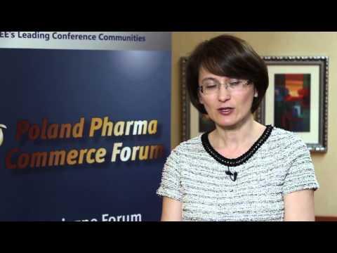 Ewa Jankowska - Prezes Zarządu PASMI o Pharma Commerce Forum
