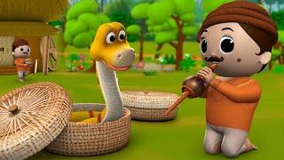 Saanp aur Sapere ki Sapne 3D Animated Hindi Moral Stories for Kids साँप और सपेरे की सपने Tales