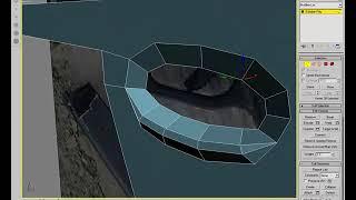 01 Modeling 2 (ВИДЕОУРОКИ; 3ds Max; 3D Modeling; 3D Моделирование)