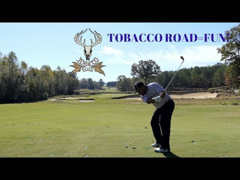 Tobacco Road Golf Course Vlog Part 2, #17th Ranked Course On Golf Digest in North Carolina