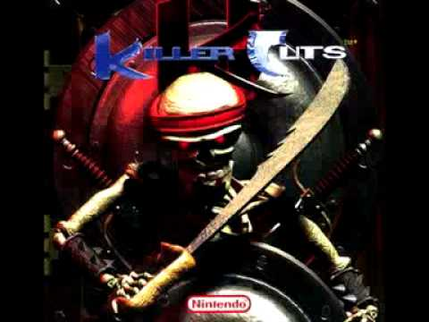 Killer Instinct theme - The Instinct (extended outro)