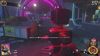 "Le robot N31L "" Zombie A Spaceland "" Call of Duty - Infinite Warfare"