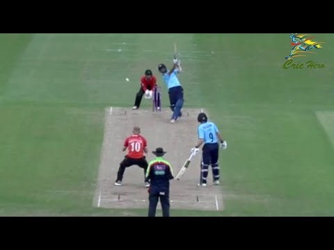 Pujara Scoring 75 Runs in Royal London One Day Cup
