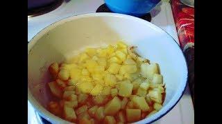 КАША С РЕПОЙ БЫСТРО - ВКУСНО/ Real breakfast Russian porridge