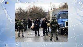 42-є засуджених з окупованого Луганська передали представникам пенітенціарної служби України