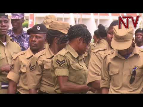 430 Uganda Police officers compete for UN peace keeping jobs