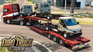 Furgonetki - Euro Truck Simulator 2 | (#16)