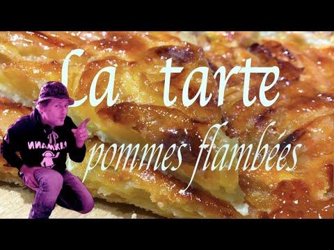 comment-faire-une-tarte-aux-pommes-flambées
