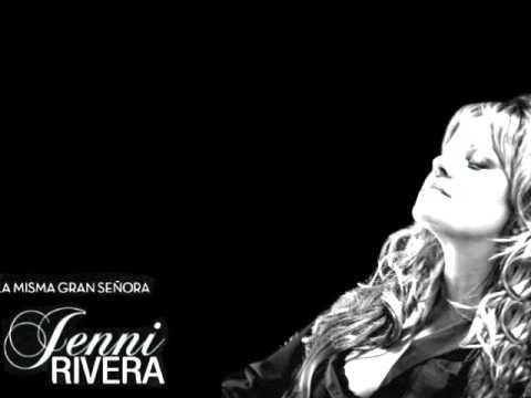 Jenni Rivera - La Misma Gran Señora (Lyrics) - YouTube