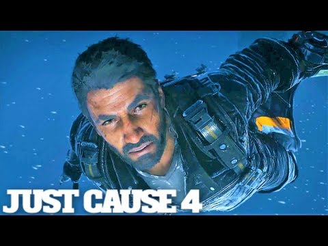 JUST CAUSE 4 - OPENING MISSION (RICO RODRIGUEZ RETURNS)