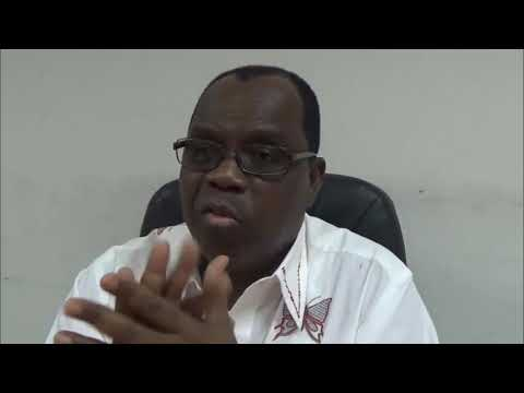 Marche du 21:Mokonda Bonza invite les congolais au courage pour la liberation dupays