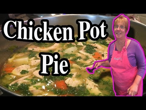 Chicken Pot Pie | Easy Healthy How-to!
