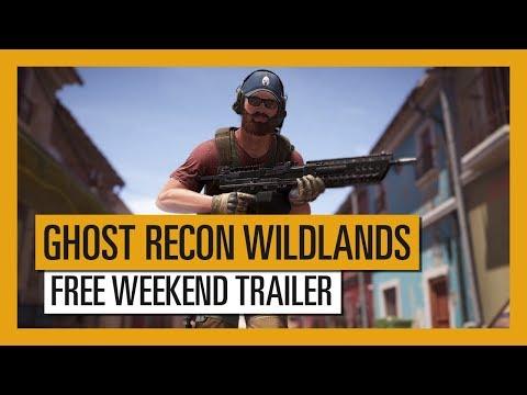 Ghost Recon Wildlands: Free Weekend Trailer   Ubisoft [DE]