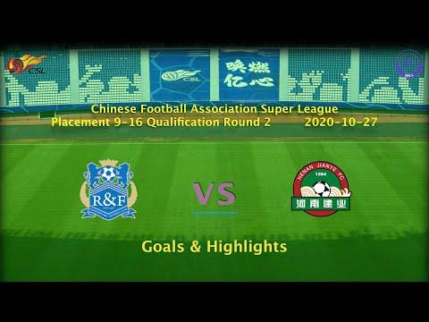 Guangzhou R&F Henan Jianye Goals And Highlights