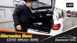 Mercedes Benz C250 4Matic AMG