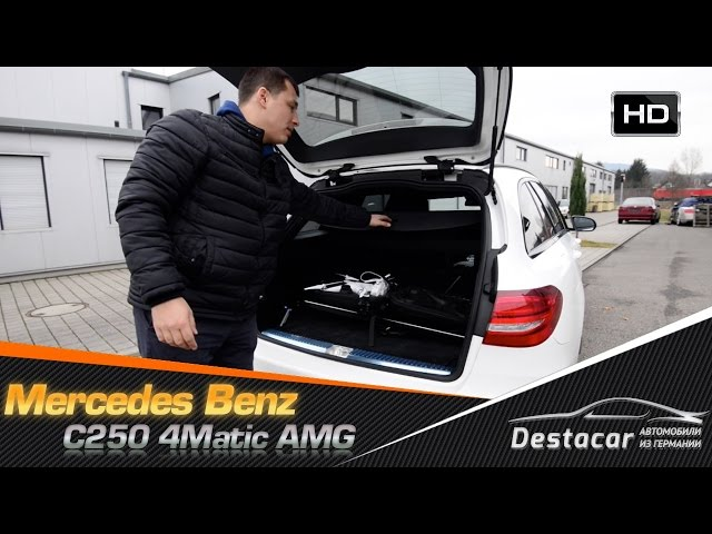 Mercedes Benz C250 4Matic AMG
