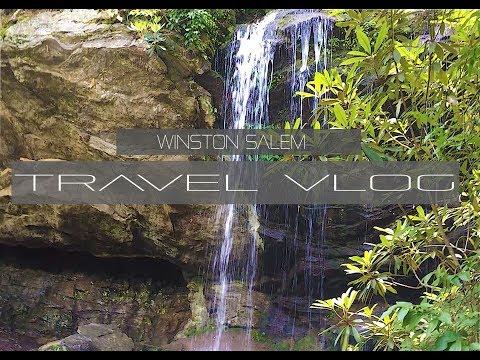 WINSTON SALEM | TRAVEL VLOG