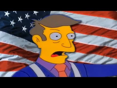 Steamed Hams but it's vocoded to the Star Spangled Banner