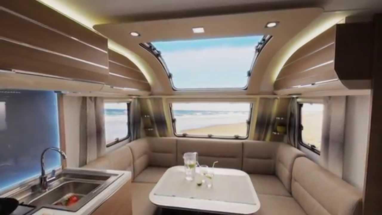 Der neue Adria Adora Wohnwagen, Modell 2015