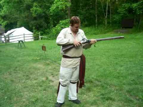 Wheelock rifle