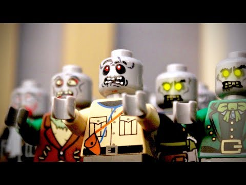 LEGO ZOMBIE: ULTIMATE INFECTION