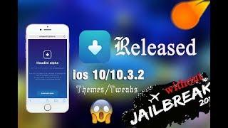 Houdini for ios 10 to 10.3.2 released | Theme / Tweak idevice without jailbreak iPhone , ipod , ipad