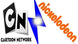 Duelo de Lendas-Cartoon vs Nickelodeon