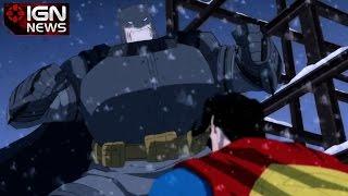 Dawn of Justice Batsuit Rumors - IGN News