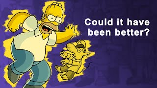 The Simpsons Game Review and Retrospective