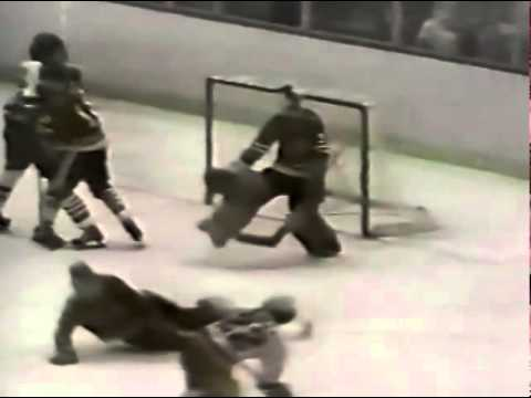 Mike Bossy Hat Trick Game 1 1979 Quarterfinal vs. Chicago