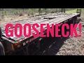 My gooseneck trailer