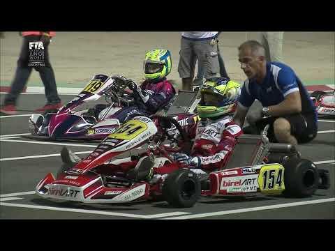 CIK FIA WORLD CHAMPIONSHIP JUNIOR FINAL
