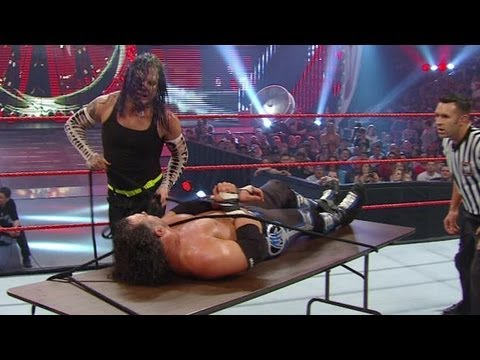 Jeff Hardy VS Matt Hardy Backlash 2009 Highlights