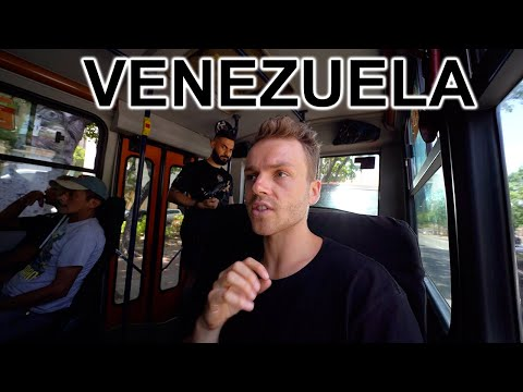 Banned in Venezuela for Filming in Public.