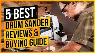 Sand Flee Drum Sander Review