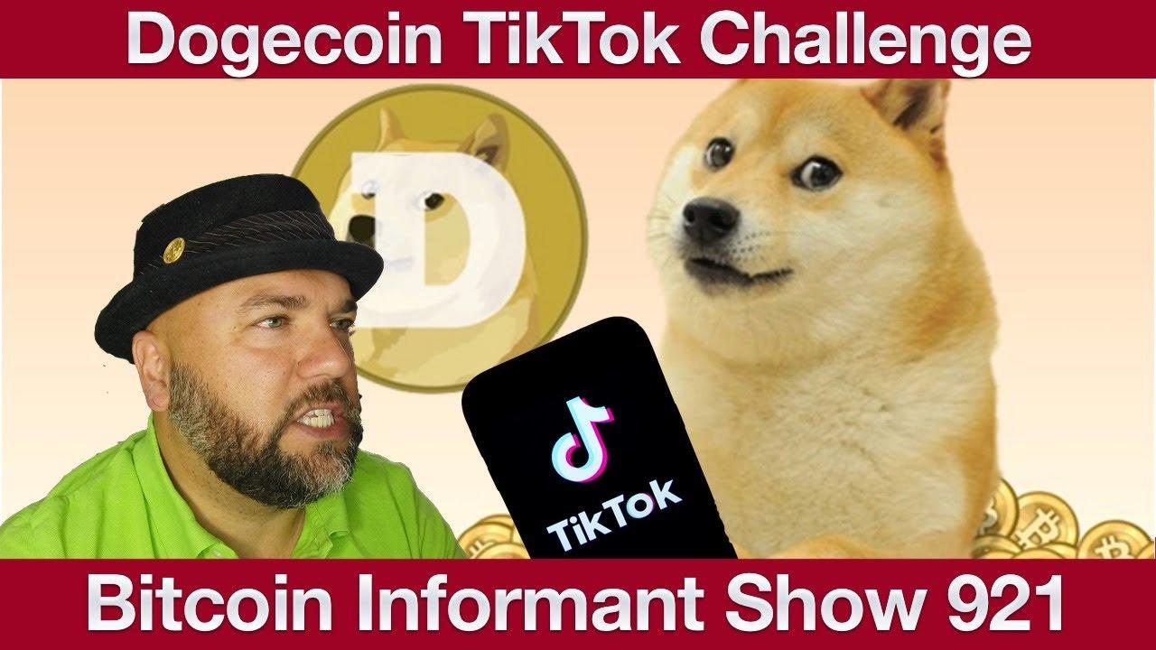 #921 Bitcoin erreicht Allzeithoch, Dogecoin Kurs explodiert durch TikTok & Massiver Einbruch USA