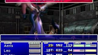 Final Fantasy VII - Cargo Ship - Part 2/2 - (PS1/PC)