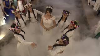 Armenian wedding Армянская Свадьба г.Красноярск 17.07..танец невесты