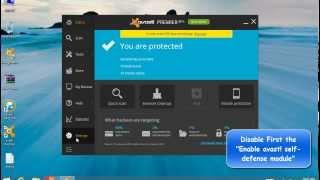 Avast Premier 9 Beta Crack Till 2050   Illegal Message Fix