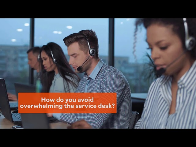 How Do You Enforce Least Privilege without Overwhelming the Service Desk?