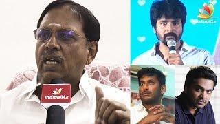 Katta Panchayat : Tirupur Subramaniam breaks his silence on Nadigar Sangam over kangaroo courts
