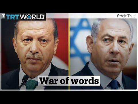 War Of Words Between Turkey And Israel