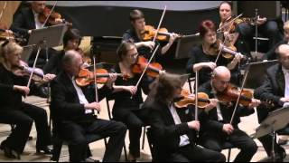 MFO - A. Dvořák,  Symfonie č. 9  1. věta Adagio. Allegro molto
