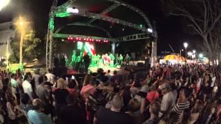 Joseph Fonseca (LIVE) Bailando Guajira Joselito Swing Dancers
