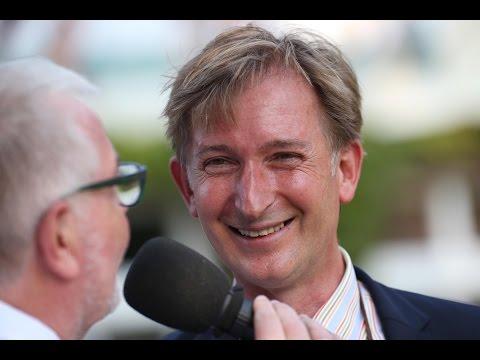 125. Großer Preis von Berlin: Interview mit Gerhard Schöningh