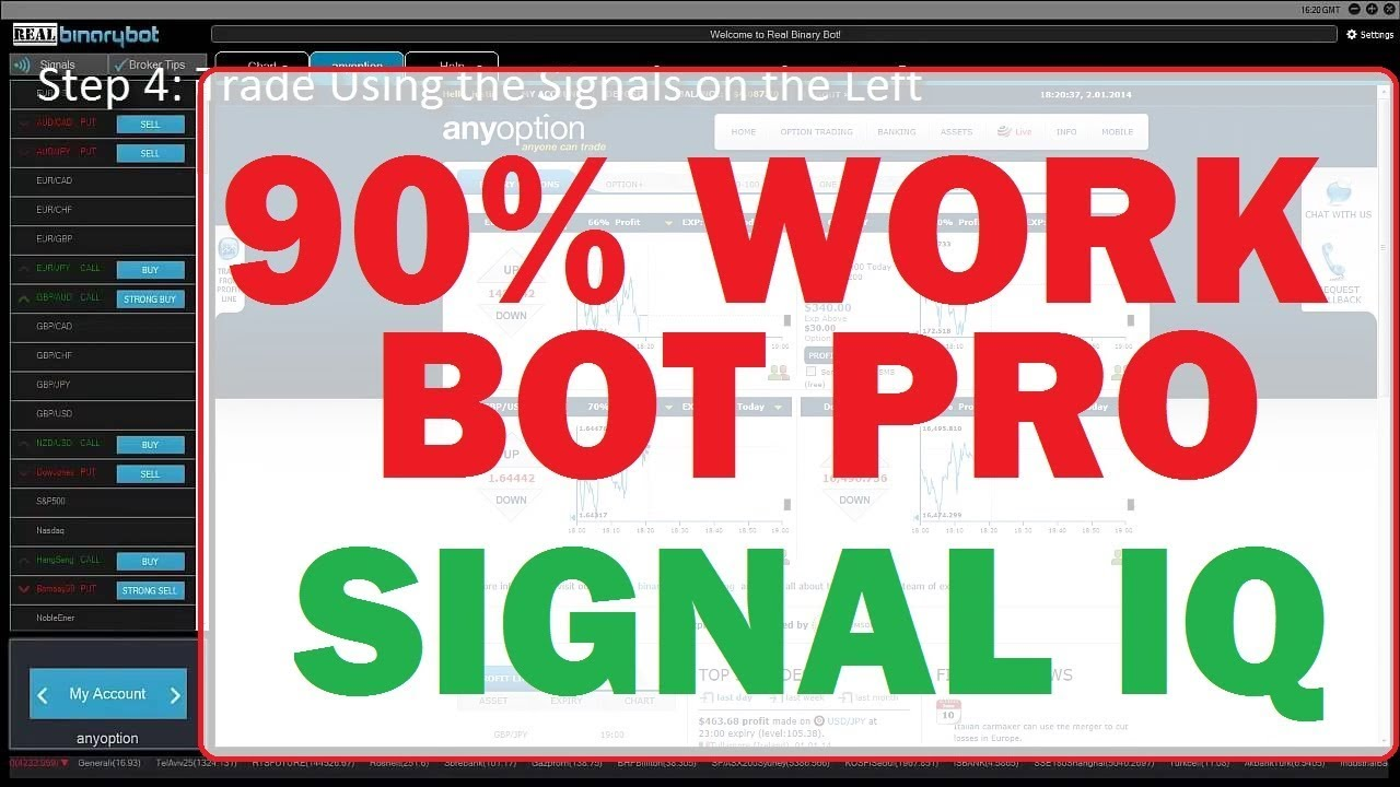 optionbotpro forex robot test