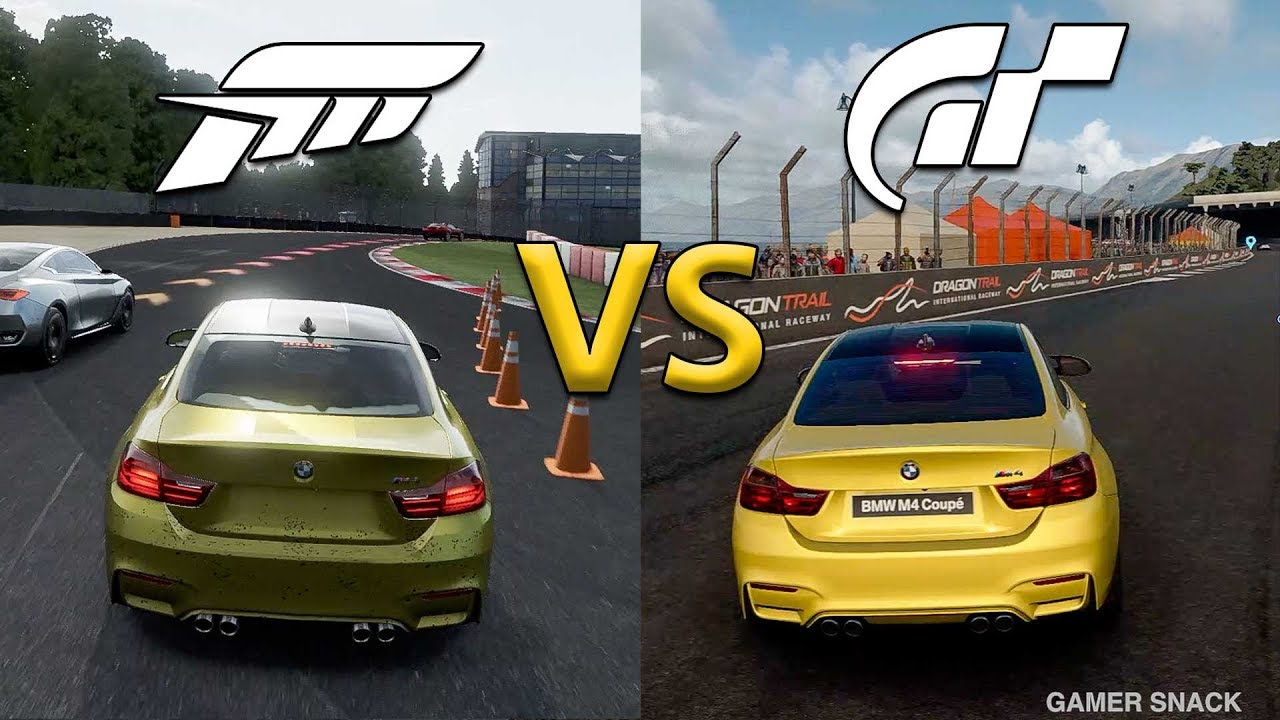 forza motorsport 7 vs gran turismo sport youtube. Black Bedroom Furniture Sets. Home Design Ideas
