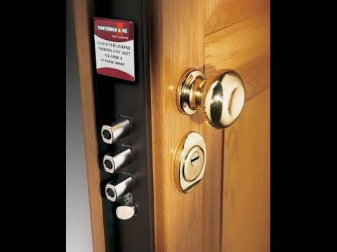 & The most Secure Door I have EVER seen. Safety with your Style. - YouTube